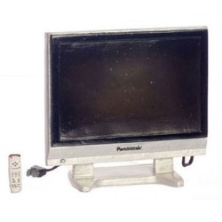 "36"" Widescreen TV with Remote"