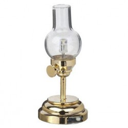 LED TRADITIONAL HURRICANE LAMP