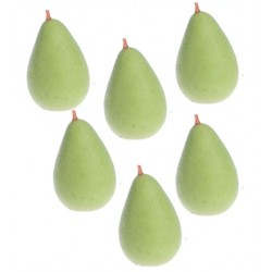 PEARS, 6PC