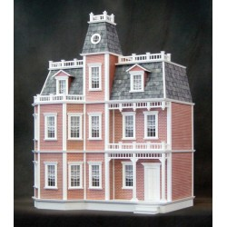 Newport Dollhouse Kit, Brick