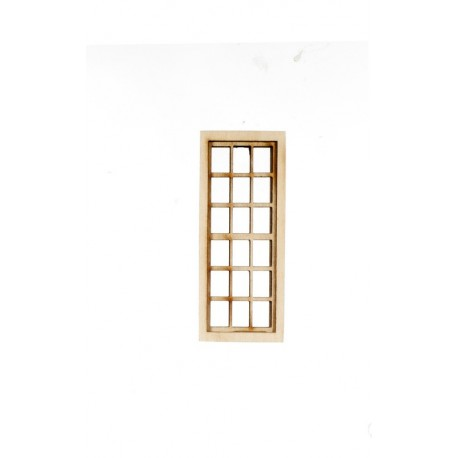 9 over 9 narrow window dollhouse windows superior for Narrow windows for sale