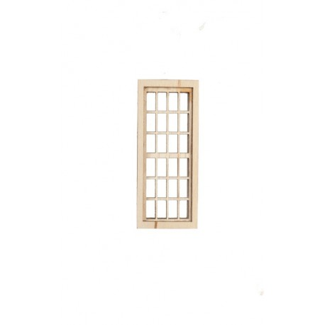 12 over 12 narrow window dollhouse windows superior for Narrow windows for sale
