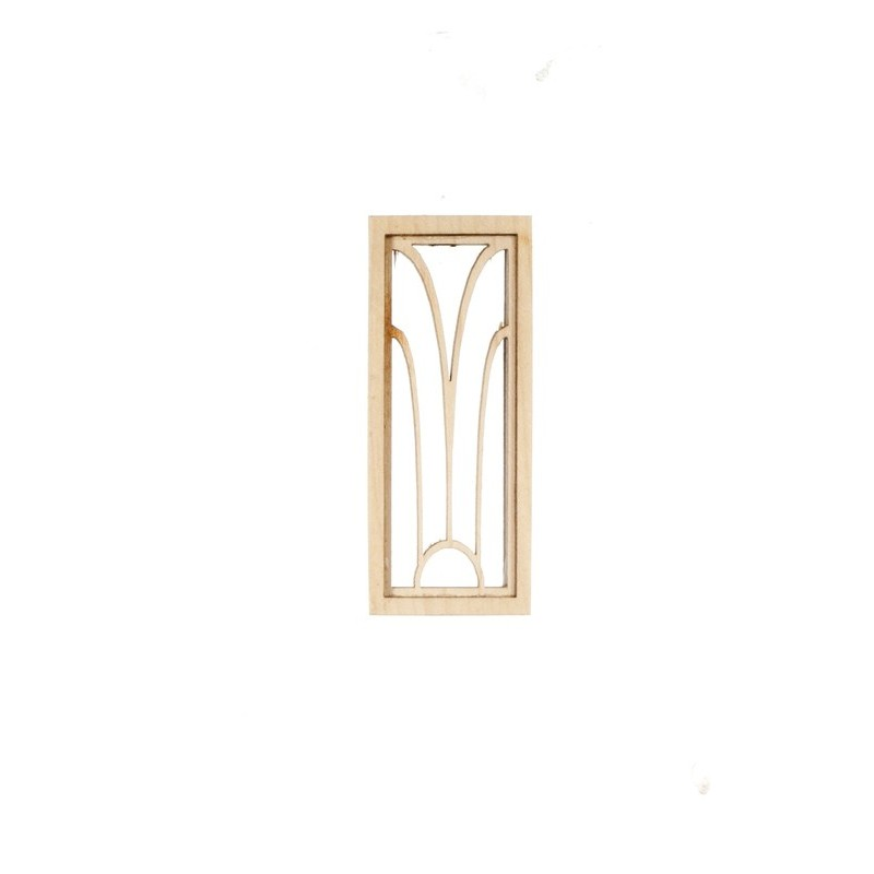 Fountain narrow window dollhouse windows superior for Narrow windows for sale
