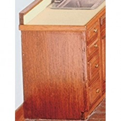 Narrow Base Cabinet/asmbd