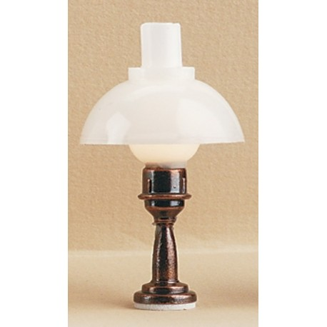Kerosene table lamp 12v dollhouse miniature lamps for 12v table lamp