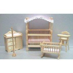 Canopy Crip Nursery, Oak 5pc