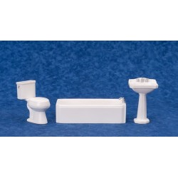 Resin Bathroom/3pcs