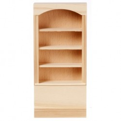 Bookcase 1-sec/4-shelf