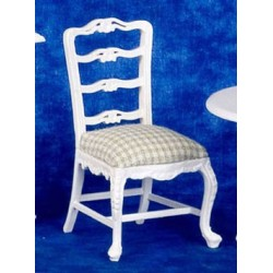 White French Normandy Side Chair
