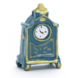 Royal Blue Mantle Clock