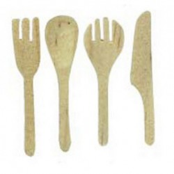 Wooden Kitchen Utensils/4