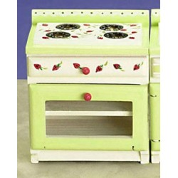 STRAWBERRY STOVE