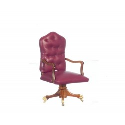 Governors Desk Chair/waln