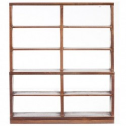 Large Shelf Unit/walnut