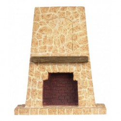 Southwest Fireplace