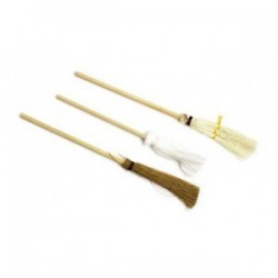 Mop and Brooms 3pc