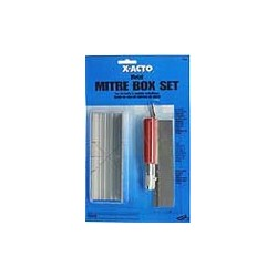 Mitre Box Set  Carded