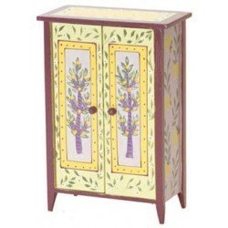 Orange Tree Armoire 4/Dr