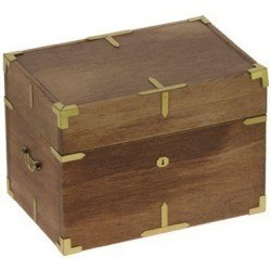 Wooden Campaign Trunk Kit
