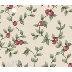 3 Pack Wallpaper Apples/Vines