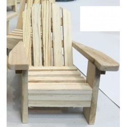 ADIRONDACK CHAIR NATURAL