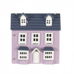 Painted Doll's Dollhouse