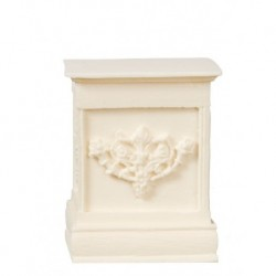 Medium Square Pedestal