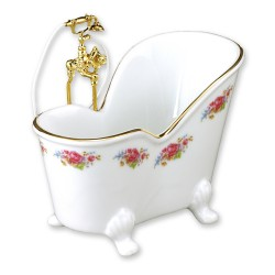 DRESDEN ROSE SOAKING TUB