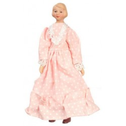 Porcelain Mother  Doll