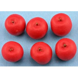 +red Apples, 6/pk
