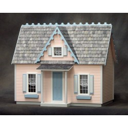 Victorian Cottage Jr, Milled-MDF