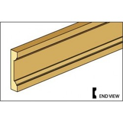 DOOR & WINDOW TRIM, 3/8 W X 24 L