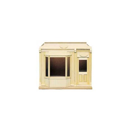 Dollhouse Bay Window Shop