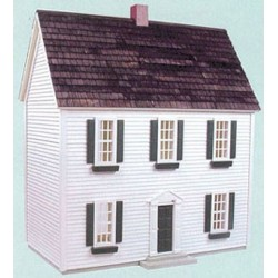 1/2 Scale Colonial, Milled Mdf