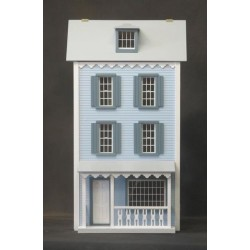 Classic Dollhouse Blueberry Pie Milled Mdf