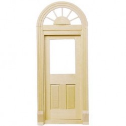 Palladian Single Door