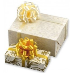 2 Wedding Gifts with Bow