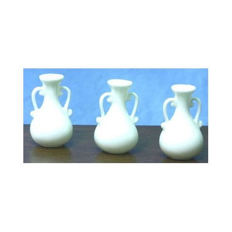 Vase with 2 Handles,3Pc