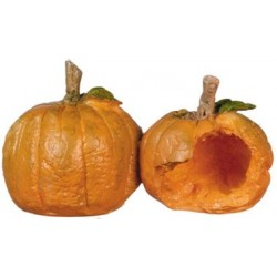 Open Pumpkins Set, 2pc