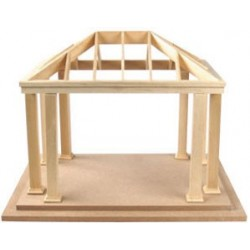 Wood Gazebo Kit