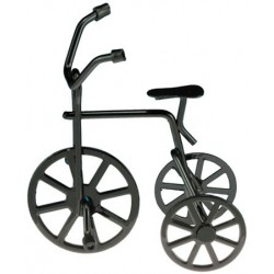 Black Tricycle