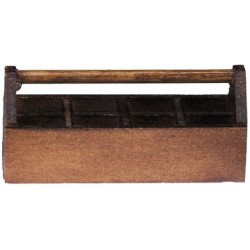 Garden Tool Carrier, Walnut