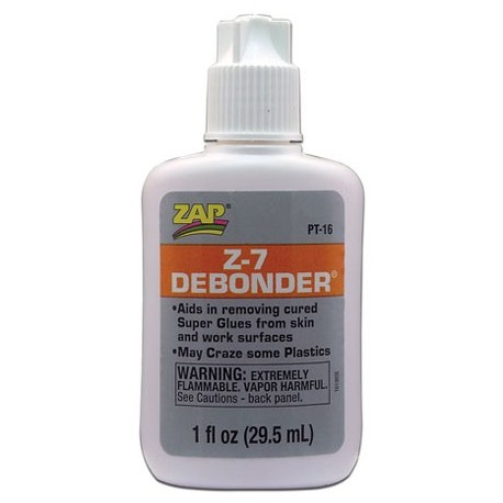 Pt-16: Z-7 Debonder, 1 oz, 1 pc