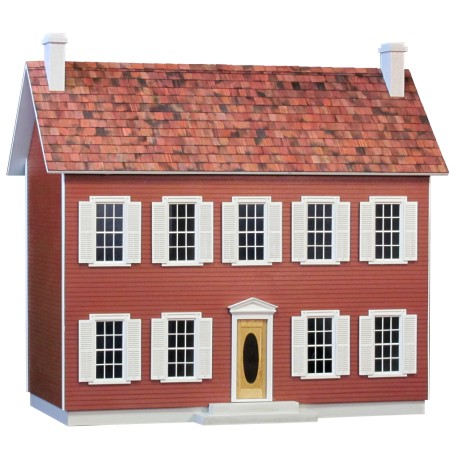 RGT Real Good Toys The Foxcroft Estate Dollhouse Kit