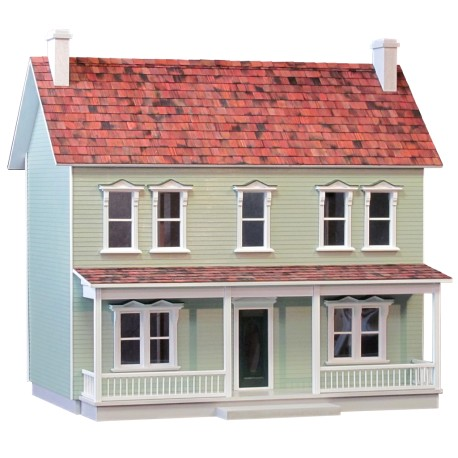 RGT Real Good Toys Charlotte's Manor Dollhouse Kit