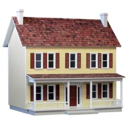 RGT Real Good Toys The Stockbridge House Dollhouse Kit