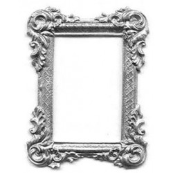 Unpainted Victorian Rectangle Frame