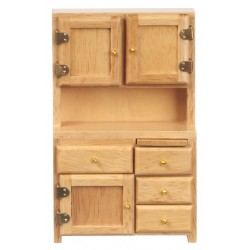 Kitchen Hutch  Oak