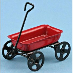 Small Red Wagon
