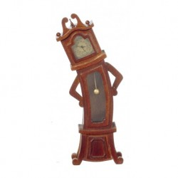 Woncky Working Clock Walnut
